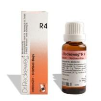 Dr. Reckeweg R4 Diarrhea (loose motions) drops, Gastro-enteritis, Colitis, Diarrhoea, Enteritis, Enterocolitis, Gastro-enteritis, Typhoid fever