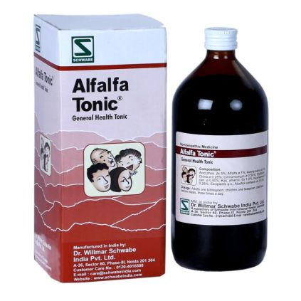 Schwabe Alfalfa Tonic