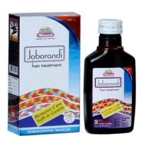 Wheezal Jaborandi hair treatment oil, Homeopathy medicine for grey hair