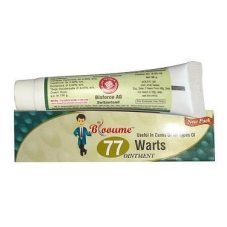 Blooume 77 Warts Salbe, ointment for warts
