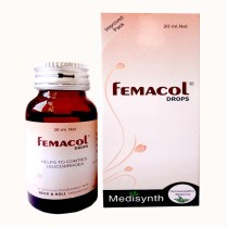 Medisynth Femacol drops - Tissue tonic for Ladies