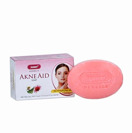 Baksons Sunny Acne Aid Soap for pimple free skin