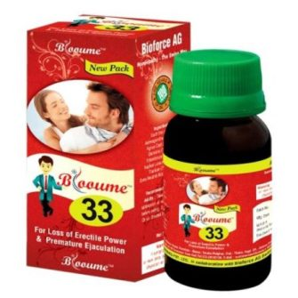 Blooume 33 VIRYAGRO +++ for erectile dysfunction (ED) & premature ejaculation. Sexual weakness medicine, Popular sex medicine in India