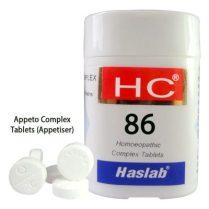 Haslab HC-86 Appeto Complex Tablets for Appetiser