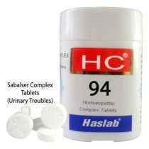 Haslab HC-94 Sabalser Complex Tablets for Urinary Troubles