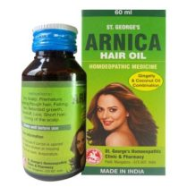 Best Arnica Hair Care Oil with Gingelly, Coconut Oil