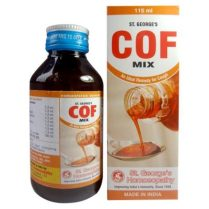 St George Cof Mix - Homeopathic Cough Medicine India