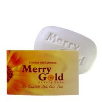 St George White Merry Gold Beauty Soap for Complete Skin Care