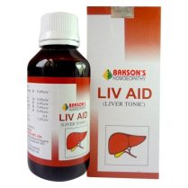 Homeopathy Liver Tonic, Bakson Liv Aid (Liver Tonic)