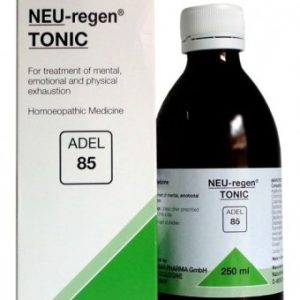 Adel 85 NEU-regen Tonic for mental exhaustion, physical tiredness