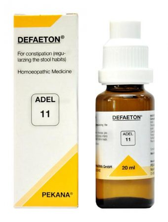 Buy Adel 11 Defaeton Drops For Constipation Homeopathic