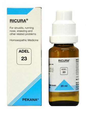 Top homeopathic medicine for sinusitis, sneezing, running nose