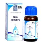 SBL Drops No 4, Best Homeo medicine for high Blood Pressure (BP), hypertension
