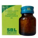 SBL Biochemic Tablet Magnesium Phosphoricum for muscular cramps, pains.