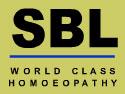 SBL Homeopathy brand Logo