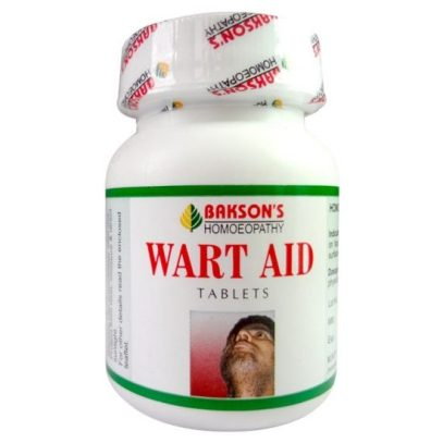 Bakson Wart Aid-homeopathic wart remover, also for corns & epithelial tumors
