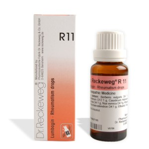 Dr.Reckeweg R11 Rheuma drops for Muscle pain, Back pain, Spondylosis, Sciatica, rheumatism, arthritis