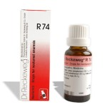Dr.Reckeweg R74 Drops for nocturnal enuresis, involuntary urination, bed wetting in adults and children
