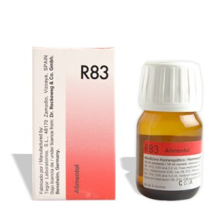 Dr.Reckeweg R83 Food Allergy drops