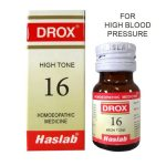 Drox-16 High Tone for High Blood Pressure