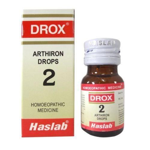 Drox 2 Arthiron Drops for Arthritis