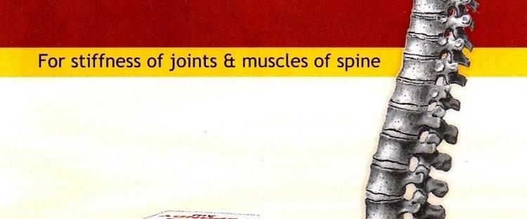 Image of Baksons Spondy Aid drops (Spondylitis)