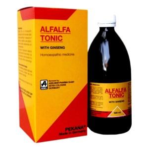 Adel Alfalfa Tonic with Ginseng