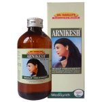 Medisynth Arnikesh scalp treatment Oil for hair fall, insomnia, sleeplessness