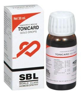SBL Tonicard Gold drops