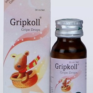 Medisynth Gripkoll Homeopathy Gripe water for new borns