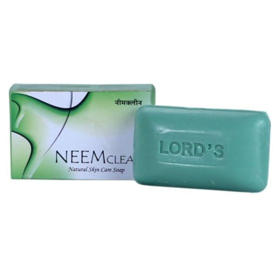 Homoepathic Neem care Soap from Lords