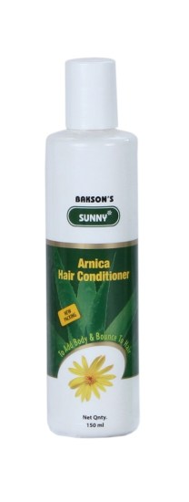 Baksons Sunny Arnica Hair conditioner with Arnica, Amla and Henna