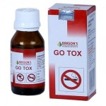 Baksons Go Tox de-addiction drops, quit smoking and alcohol, detoxifier homepathy medicine, anti smoking medicine