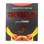 Thunder M Sex power capsule, Erectile dysfunction (ED)