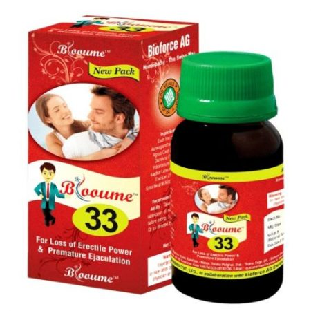 Blooume 33 VIRYAGRO +++ for erectile dysfunction (ED) & premature ejaculation. Sexual weakness medicine, Popular sex medicine in India