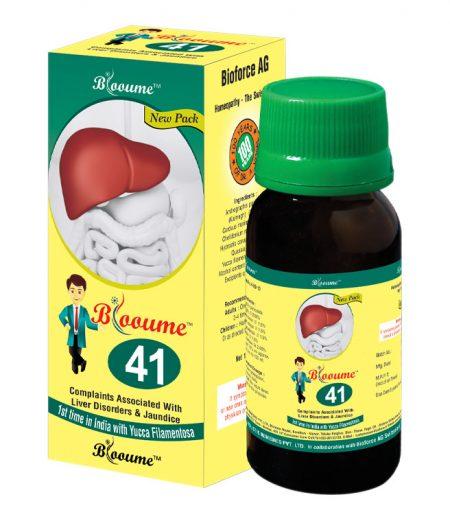 Blooume 41 Bio Liv Syrup