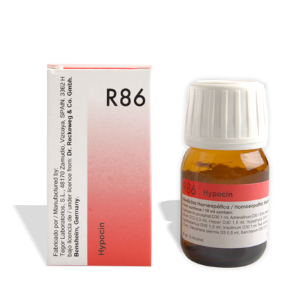 Reckeweg R86 Low Blood Sugar Drops, Low sugar treatment