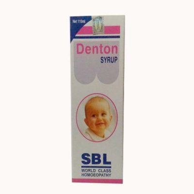 SBL Denton Tablets for Delayed and Difficult Dentition