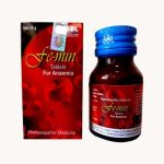 SBL Femin Tablets for Anemia, iron deficiency, blood builder medicine
