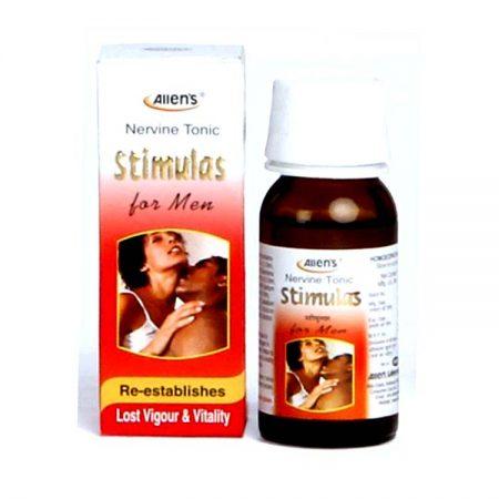 Allens Stimulas - Nervine Tonic for men, erectile dysfunction (ED) medicine