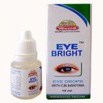 Wheezal Eye Bright Drops for Conjunctivitis, dryness of eyes, burning, sensation of dust in eye, inflammation or irritation of eye, environmental pollution