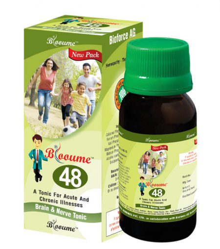 Blooume 48 Five Phos Tonic for brain and nerve