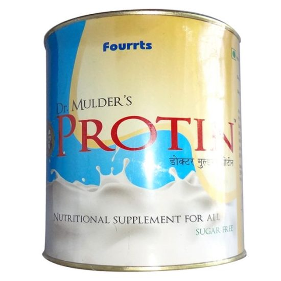 Dr.Mulder's Protin with homeopathic Protein powder, muscle builder homeopathy medicine