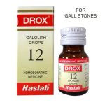 Haslab Drox-12 Galolith Drops for Gall Stones