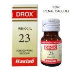 Haslab Drox-23 Renocal (for Renal Calculi)