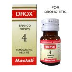 Haslab Drox-4 Branco Drops for Bronchitis
