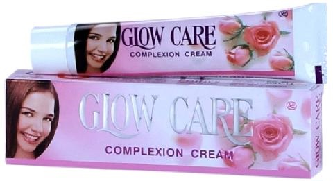 Lords GLOW CARE top complexion cream, Homeopathic Fairness formula with Berberis Aqui, Ledum pal