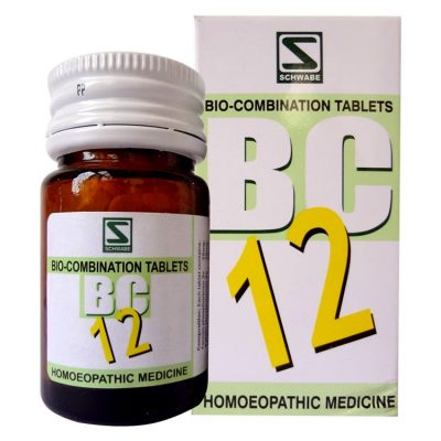 Schwabe Bioplasgen/Biocombination No 12 for Headache