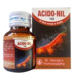 St George Acido-Nil Tab - An Ideal Remedy for Acidity