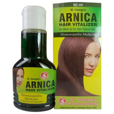 St.George Arinca Hair Vitalizer- medicated Oil for Hair Rejuvenation